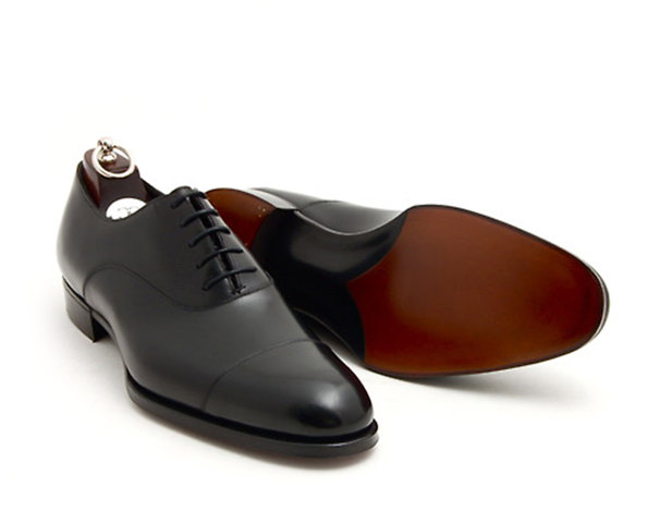 My leather shoes